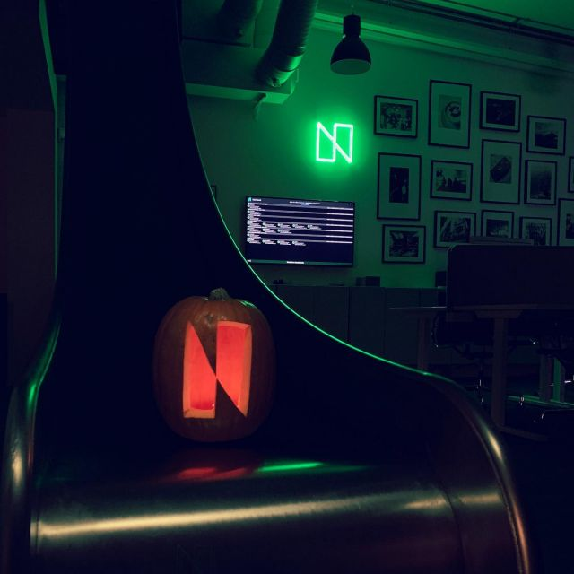 Glad Halloween önskar vi på Norteam! 🎃 #halloween #IT #Norteam