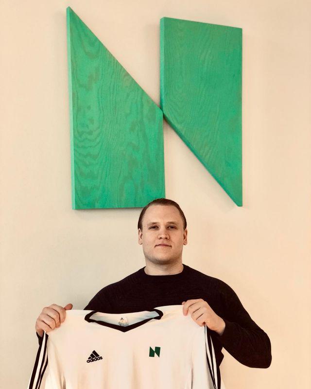 Säg hej till Viktor! 👋🏻 Han kommer närmast från H&M och kommer framöver att axla rollen som teamleader för vår support! Välkommen till Norteam 🤓😀🦾